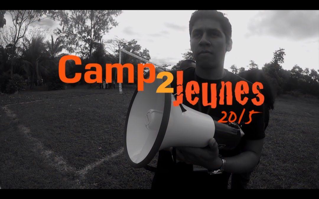 Camp de jeunes Ile de la réunion 2015 – Highlights