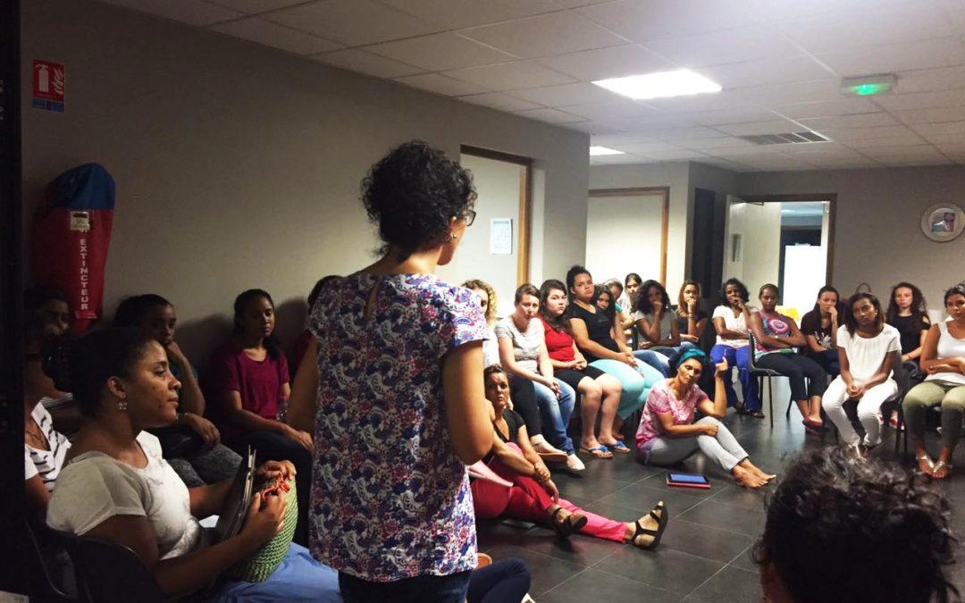Jeûne et prière… avec les jeunes filles !